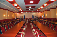 Conference service in Carnaval Resort & SPA Hotel